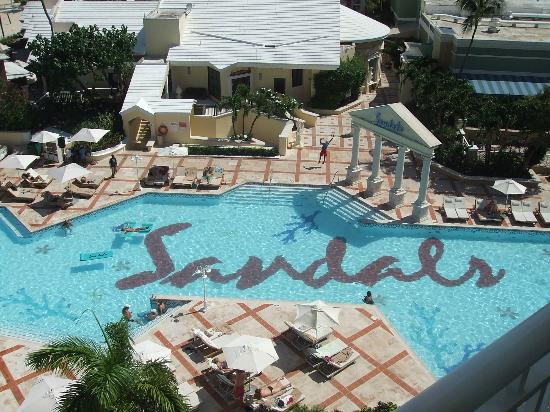 Sandals Royal Bahamian Spa Resort & Offshore Island: Windsor Pool
