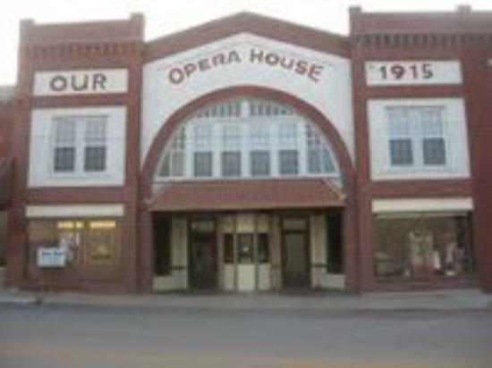 El Dorado Springs, MO: Opera House Theater