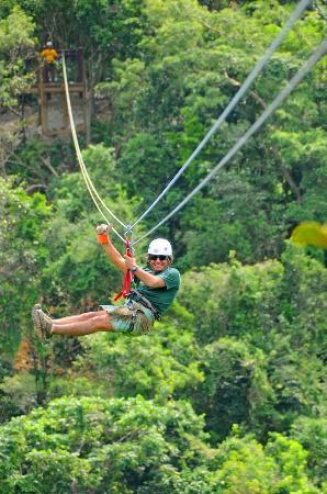 Campo Rico Ziplining Adventure