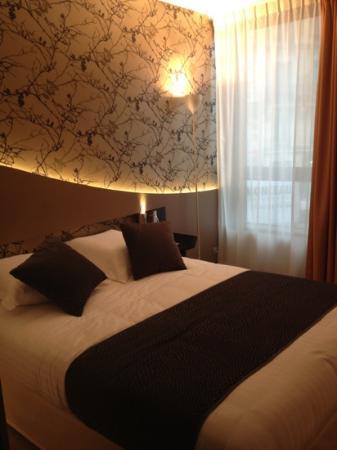 Hotel Hor: room