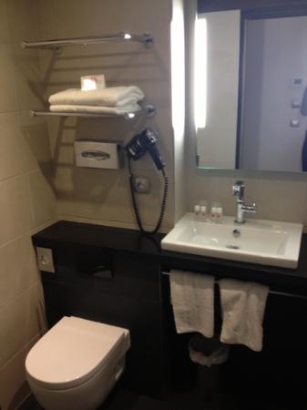 Hotel Hor: shower room
