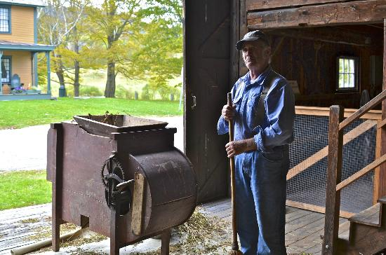 President Calvin Coolidge State Historic Site: At the Barn