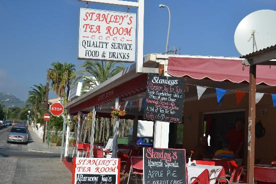 Stanley's Tea Room : Stanleys