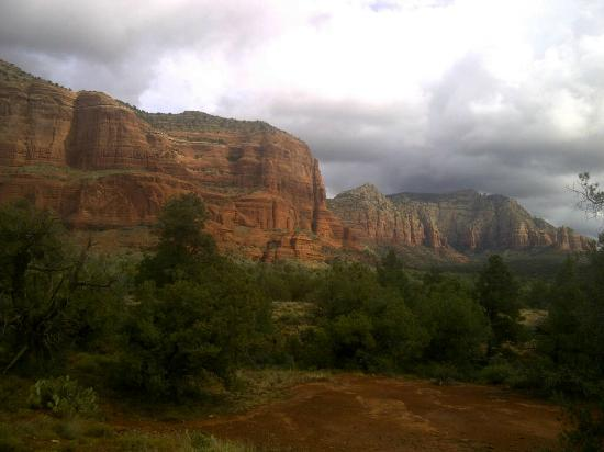 Sheraton Grand Phoenix: Red Rock in Sedona