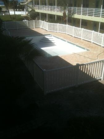 Tropic Terrace of Treasure Island: New Heated Pool