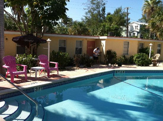 Anna Maria Motel & Resort Apartments: Motel - pic of room #7 -