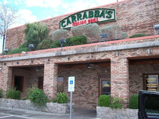 Carrabba's Italian Grill on Charleston near Whole Foods