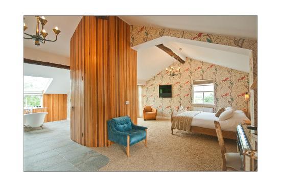 The Cartford Inn: Penthouse