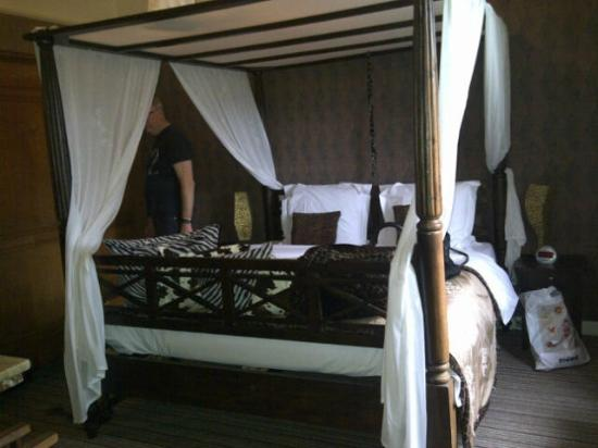 Boutique Hotel Dufays: African room