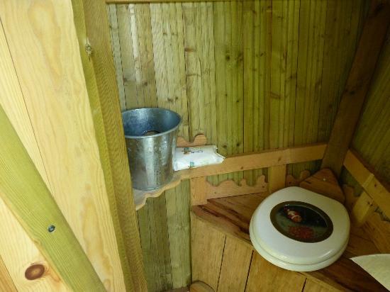 Natura Cabana : η οικολογικη τουαλετα