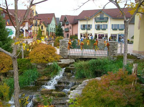 The Marv Herzog Hotel: Frankenmuth Street Sights
