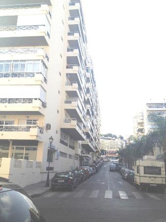Apartamentos Nucleo Cristal: main block