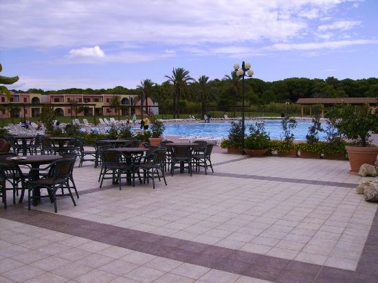 Scanzano Jonico, Italy: piscina