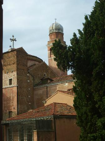Hotel Al Sole: View from our window