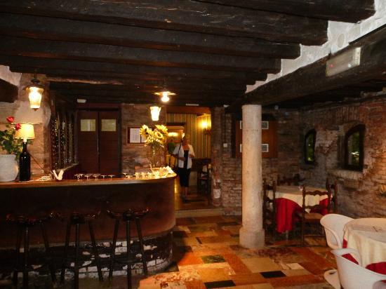Hotel Al Sole: Bar