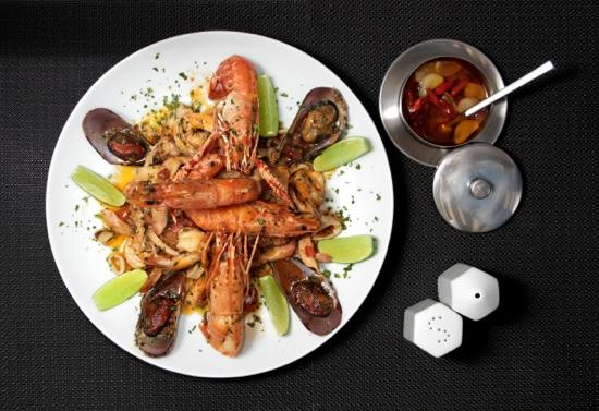 Excelente Restaurante Botequim Mercatto