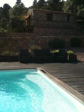Les Jardins de Mathieu : la piscine