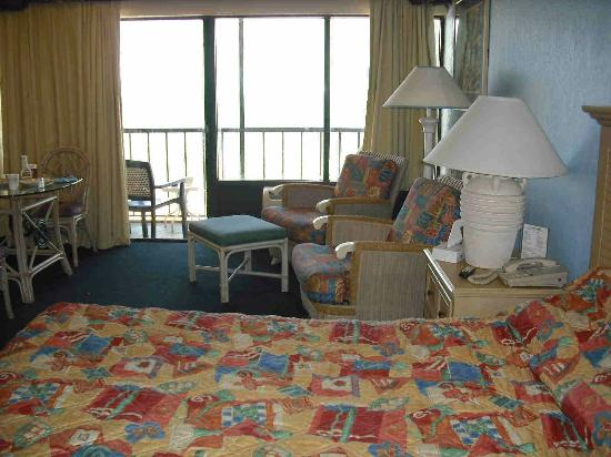 Shoreline Island Resort: Room View