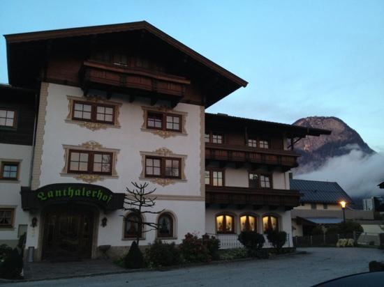 Lanthalerhof Hotel: Hotelfront