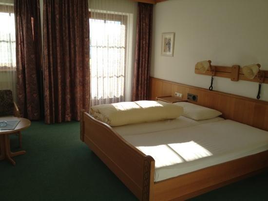 Lanthalerhof Hotel: Zimmer