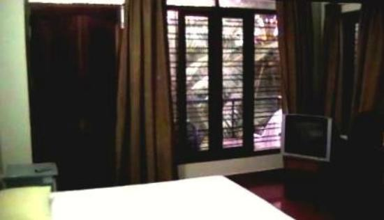 Park International Kovalam : my room, clean and comfortable, with great view
