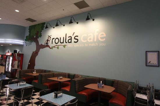 Roula's Cafe