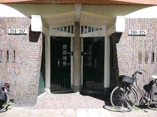 Museum Het Schip: Doors