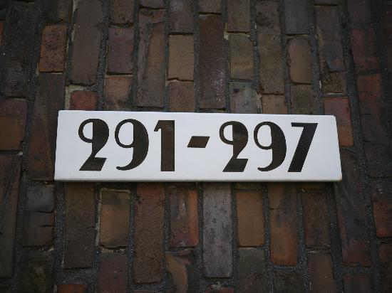 Museum Het Schip: Wall plaque