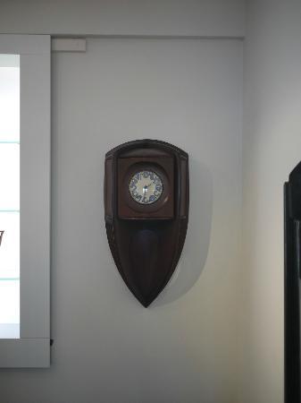 Museum Het Schip: Clock