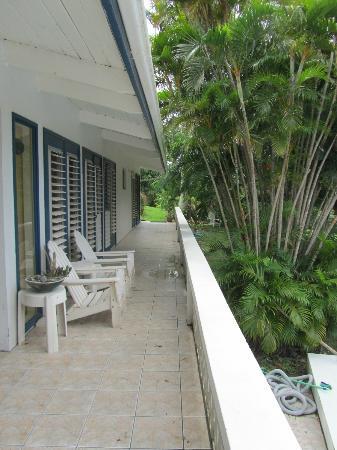 Erindell Villa Guest House : The Veranda