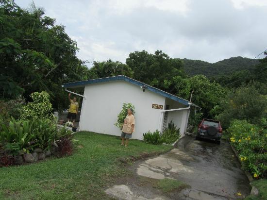 Erindell Villa Guest House: Leaving :-(