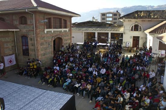 Cochabamba, Bolivia: Público en el mARTadero
