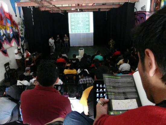Cochabamba, Bolivia: Encuentro Hackmeeting Cultura Libre
