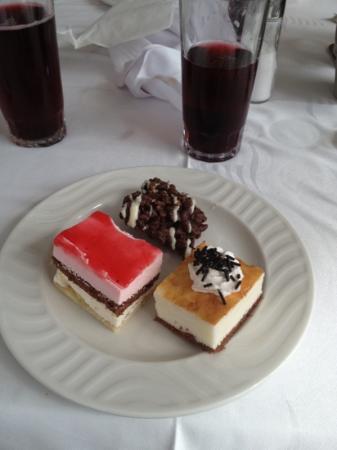 Hotel Levante Club & Spa: pudding