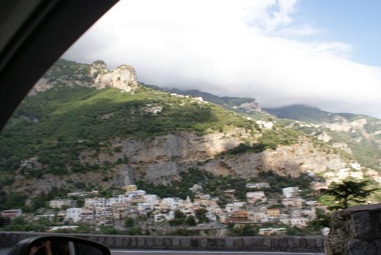 Sorrento Car Drivers: The views