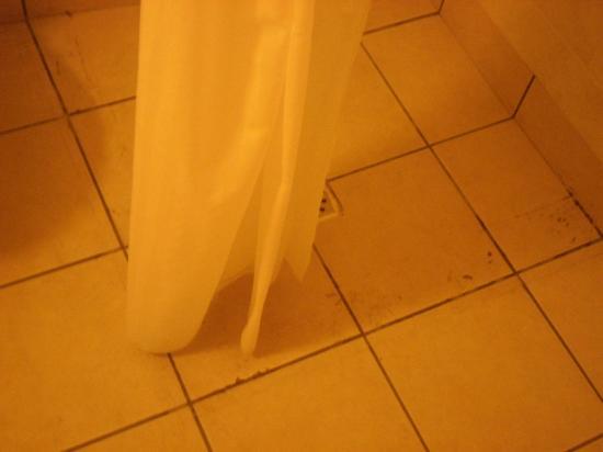 Fernhill Golf and Country Club: La doccia ... senza il piatto-doccia