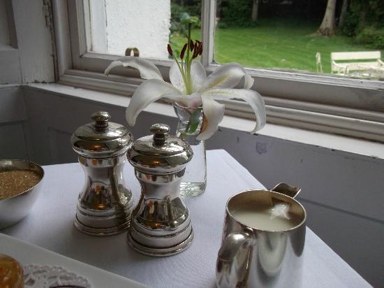 Dalshian Guest House: salle à manger