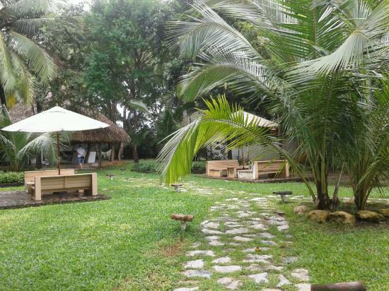 Hotel Casa de Campo Pedasi: hotel grounds