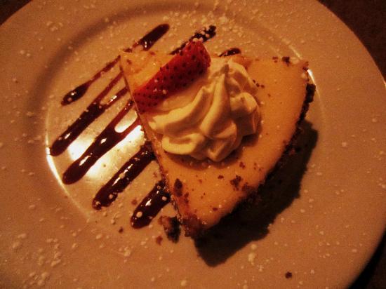 Kafe 421: Dessert: Key Lime Pie