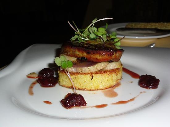 Ludwig's Restaurant: Foie gras