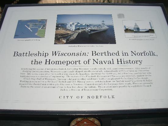 Nauticus National Maritime Center: Info!