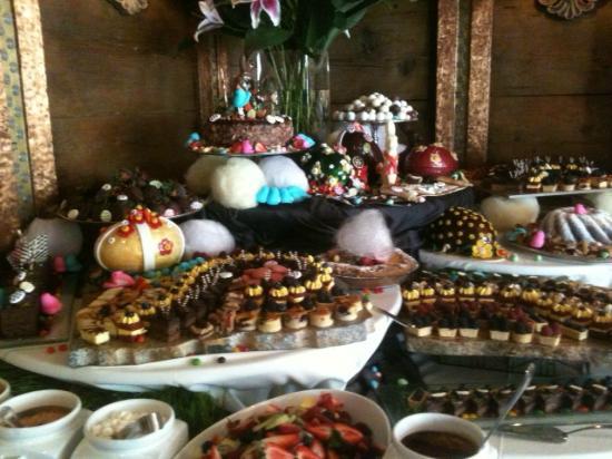A Cornucopia Of Chef Bernie Oswald S Desserts At The