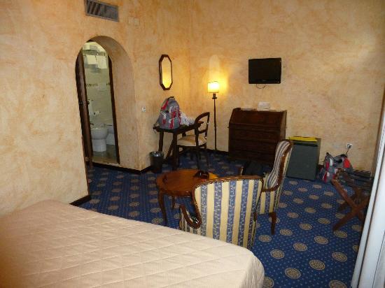 Croce di Malta Hotel: our room