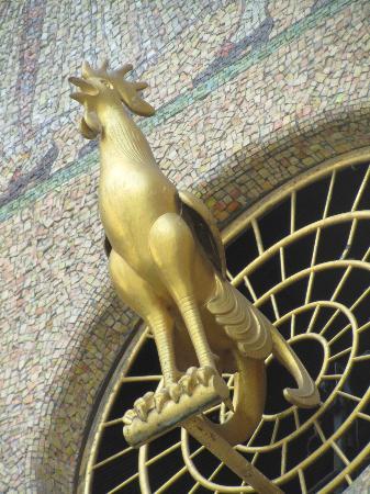 Olomouc Town Hall: close up 