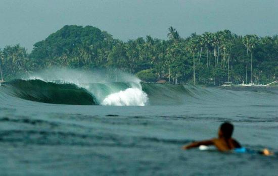 Carparks Surf Break Picture Of Komune Resort Keramas Beach Bali