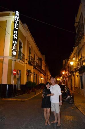 Hotel San Gil: Procurando um barzinho