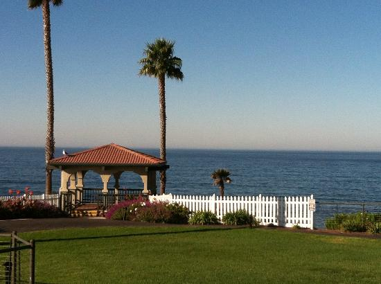 Shore Cliff Hotel: Pretty Gazebo