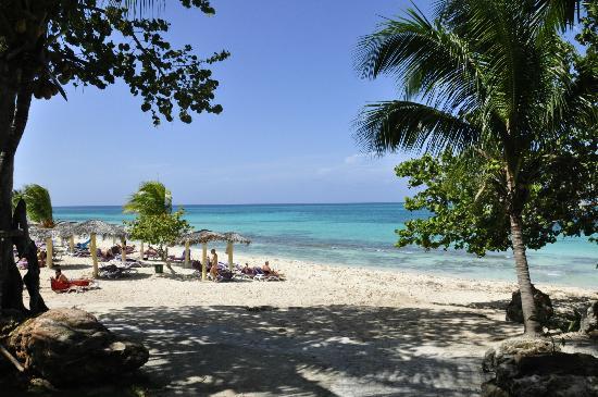 Paradisus Rio de Oro Resort & Spa: encore une plage