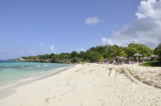 Paradisus Rio de Oro Resort & Spa: une des plages