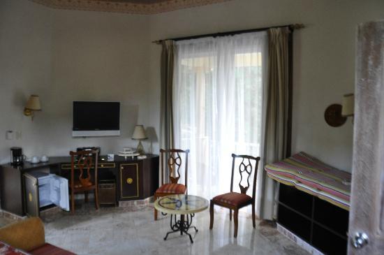 Paradisus Rio de Oro Resort & Spa: Chambre...